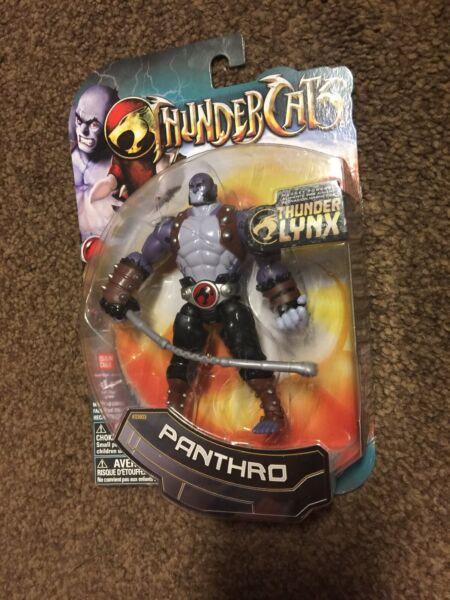 * Nuovo In Scatola * Thundercats Panthro Action Figure