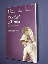 Teaching Co Great Courses  DVDs              ILIAD of HOMER      new & sealed