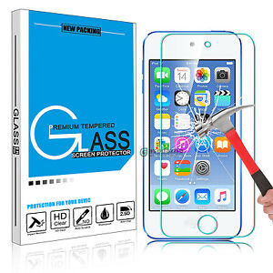 100-Real-Tempered-Glass-Screen-Protector-Film-for-iPod-Touch-5-6-7th-Gen-2019