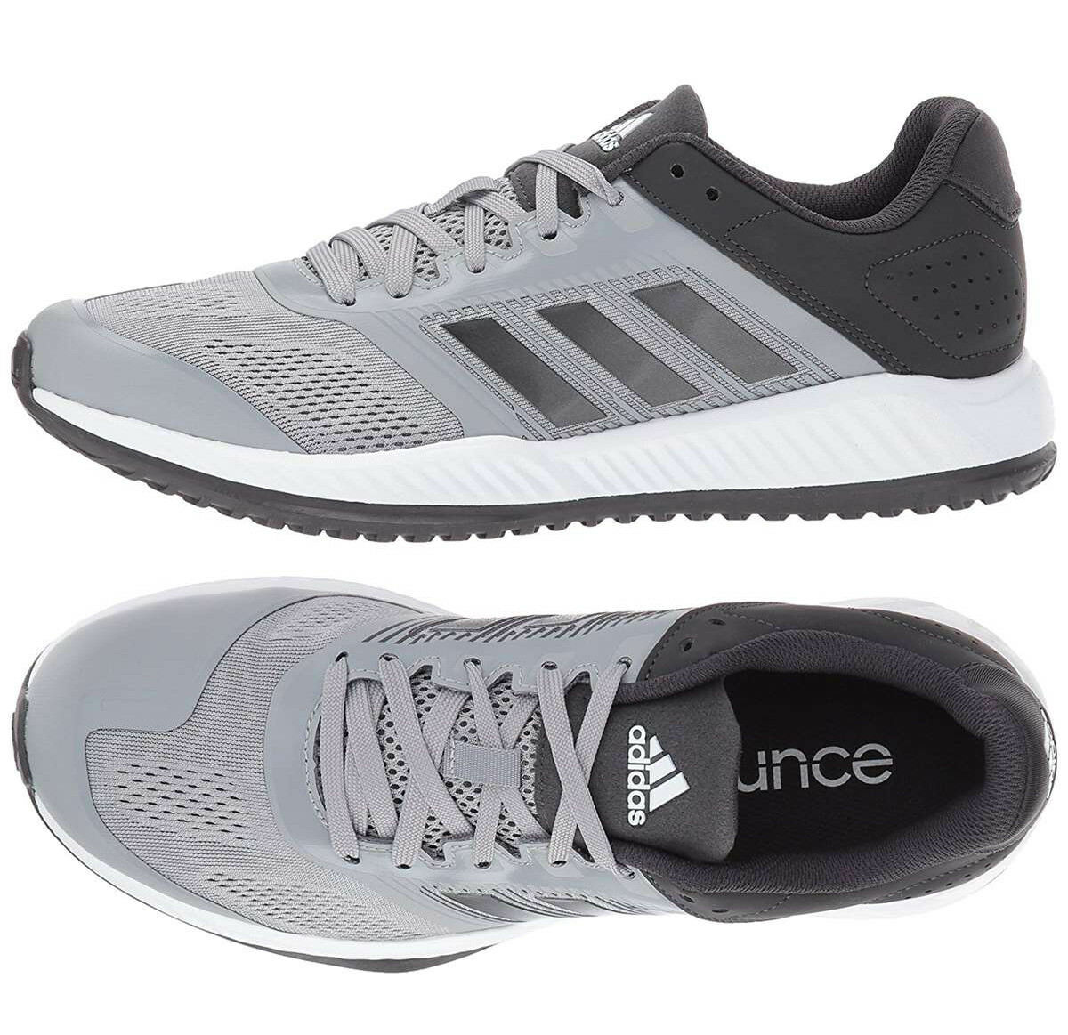 Mens Adidas ZG M Cross Training shoes Grey Sneakers BB3212 NEW Authentic