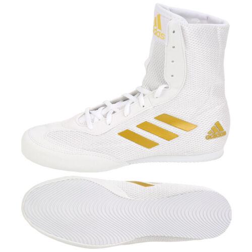 Adidas Junior Boxing Shoes K.O. Legend BlackRed