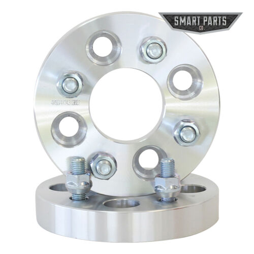 """2pc 1/"""" 4x100 to 4x100 Wheel Spacers 12x1.5 Studs for Honda Acura Mazda Toyota"""