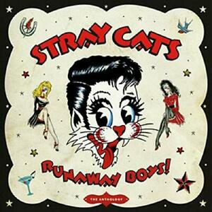 Stray-Cats-Runaway-Boys-The-Anthology-CD-Sent-Sameday