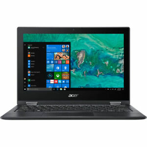 Acer-Spin-1-11-6-034-Laptop-Intel-Celeron-N4000-1-10GHz-4GB-Ram-64GB-Flash-Win-10-S