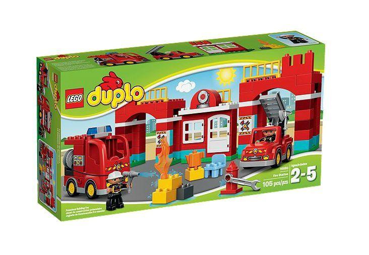 LEGO® DUPLO® 10593 Feuerwehr-Hauptquartier NEU OVP Fire Station NEW MISB NRFB  | Der neueste Stil