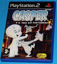 Casper e il Trio dei Fantasmini - Sony Playstation 2 PS2 - PAL