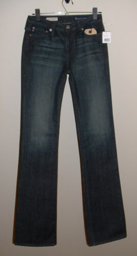 Stretch Ny Mid Nwt Goldschmied Fit Boot Jeans 25r Angel Størrelse Adriano Rise Ag Zw1Bw4q6