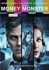 Money Monster (DVD, 2016) free shippping