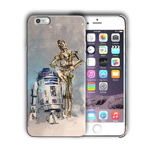 Details about Star Wars C3PO R2D2 Iphone 4 4s 5 5s 5c SE 6 6S 7 8 X XS Max  XR Plus Case n46