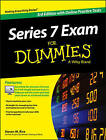 Series 7 Exam For Dummies, with Online Practice Tests by Steven M. Rice (Paperback, 2016)