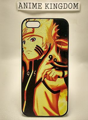 SE Anime Phone case Naruto Uzumaki Growing up 5s USA Seller Apple iPhone  5