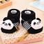 0-12 Months Baby Girls Boys Anti-slip Socks Cartoon Newborn Slipper Shoes Boots
