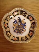 ROYAL CROWN DERBY 'Imari 2451' 5 Petal Pin Dish, Commemorative Limited Edition