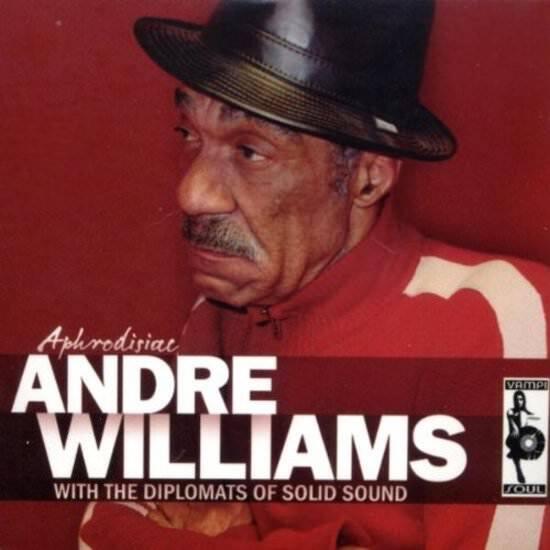Williams, Andre - Aphrodisiac VAMPI CD NEU OVP