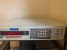 Fluke 5450a Resistance Calibrator Working