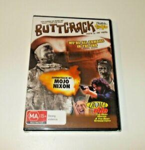 Buttcrack-DVD-Brand-New-amp-Sealed-Region-4-Troma