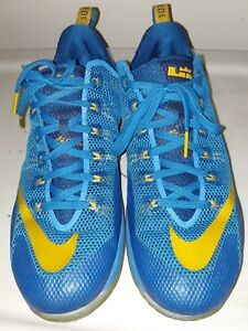 quality design 2c720 c546a ... cheapest image is loading nike lebron xii 12 low photo gym blue 7bb3e  8454b