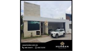 HURBAN RENTA casa de un piso en Residencial Terranza