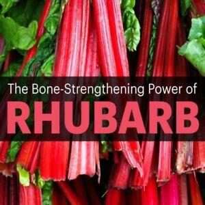 Rhubarb-Root-Powder-Capsules-Rheum-palmatum-100-Organic-Dr-Sebi-TCM-Da-Huang