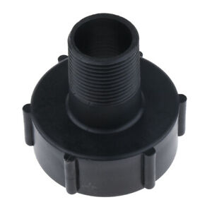 1000L-IBC-water-tank-garden-hose-adapter-fittings-60mm-Adaptor-2-034-to-38mm