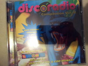 COMPILATION-DISCORADIO-COMPILATION-VOLUME-2-1996-2-CD