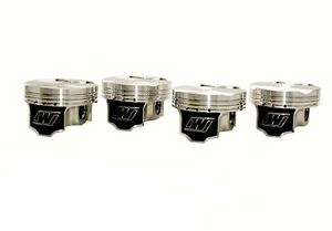 WISECO-FORGED-87MM-PISTONS-FOR-NISSAN-240SX-SILVIA-S13-S14-S15-TURBO-SR20DET