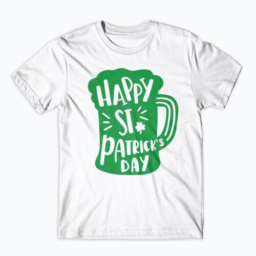 St Paddys Shamrock St Irish Drinking Team Patrick/'s Day T Shirt Irish Shirt