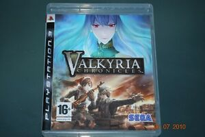 Valkyria-Chronicles-PS3-Playstation-3-FREE-UK-POSTAGE