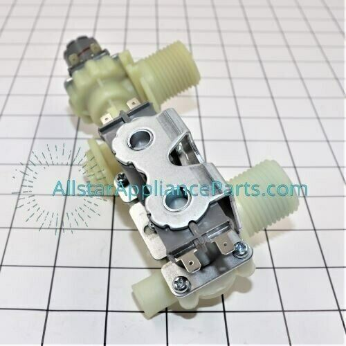 WH13X10015 GE Water Inlet Valve OEM WH13X10015