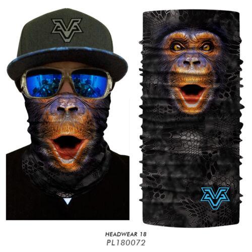3D Animal Neck Warmer Face Mask Scarf Balaclava Bandana Cycling Snowboard Ski