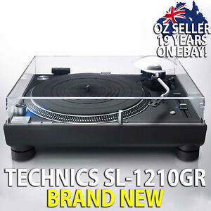 TECHNICS-SL-1210GR-AUDIOPHILE-amp-DJ-DIRECT-DRIVE-TURNTABLE-RECORD-PLAYER-SL-1210