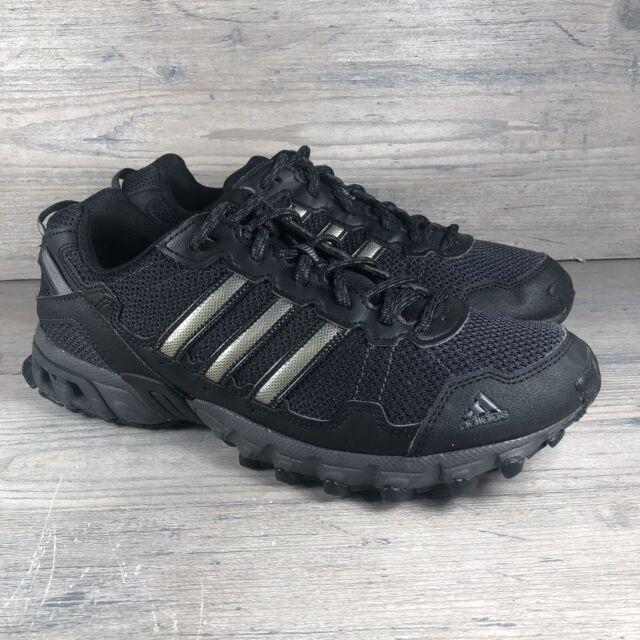 Size 9 - adidas Rockadia Trail Core Black