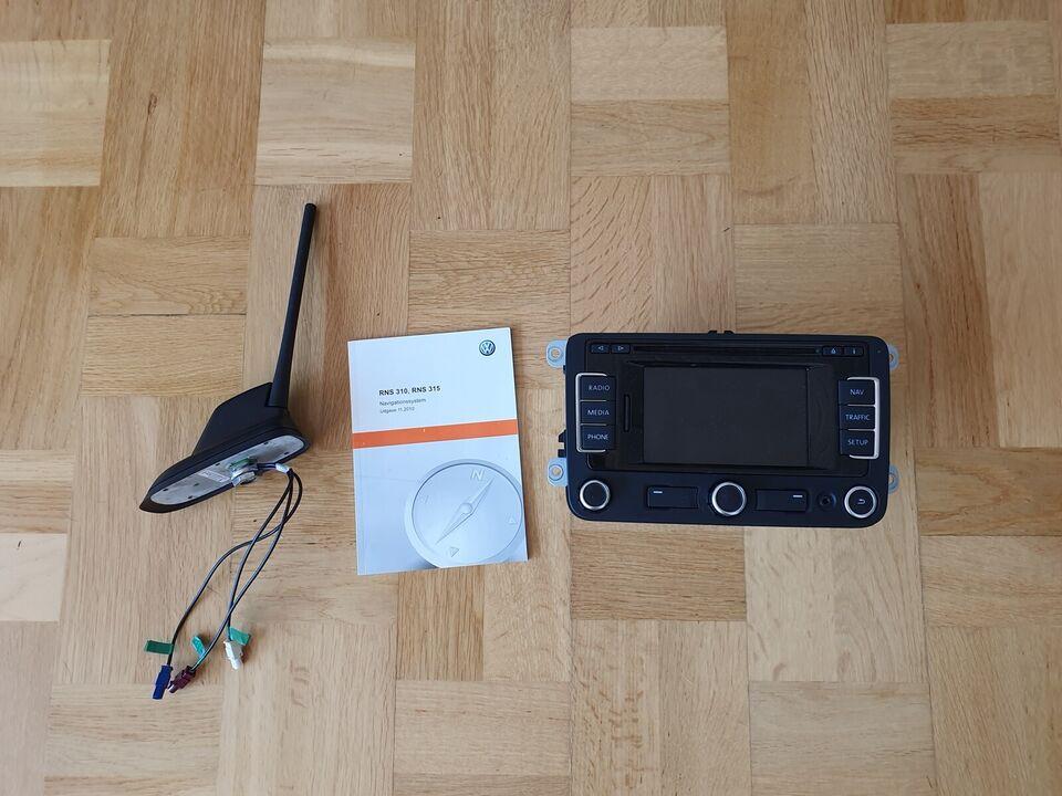 Navigation/GPS, VW RNS310