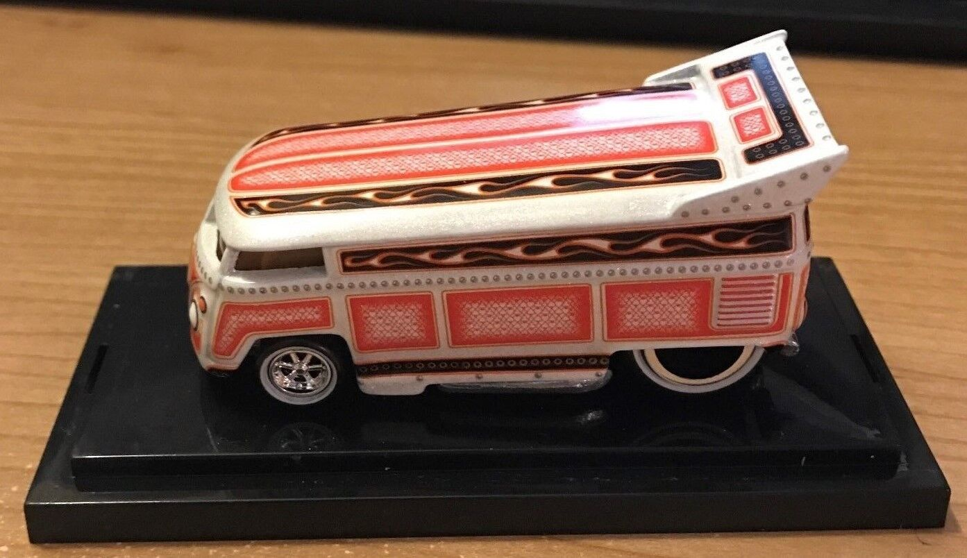 Hot Wheels Liberty Promotions 2012 Diecast Supercon Hot Streak VW Drag Bus  1000