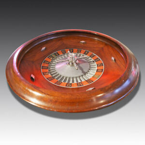 Mini Roulette Wheel