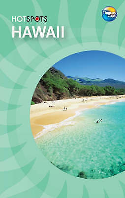 """""""AS NEW"""" Lemer, Alison, Hawaii (HotSpots) (Travellers), Paperback Book"""