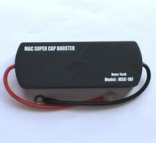 Mac SuperCap Battery Booster 16 Farads 16.2V SuperCapacitor Pack Engine Starting