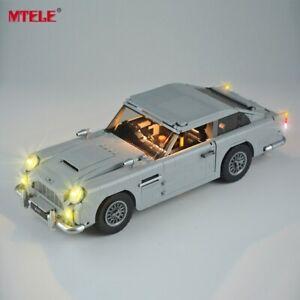 Led Licht Kit Für Lego 10262 Aston Martin Db5 Creator James Bond Licht 10262 Ebay