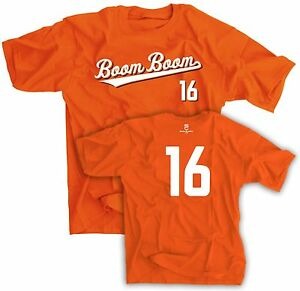 save off 94944 f9c4e Details about Boom Boom 16 Jersey NEW t-shirt shirt - Baltimore Orioles -  Trey Mancini