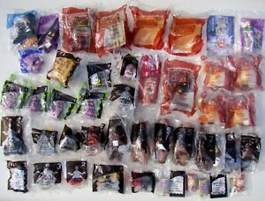 MCDONALD-039-S-LARGE-LOT-OF-ASSORTED-MIP-SEALED-HAPPY-MEAL-TOYS-X-40-LOT-B