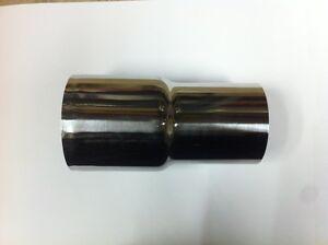 ACERO-inox-ESCAPE-Conector-Reduccion-TUBO-55mmA-63-5mm-57-63-64-65-construccion