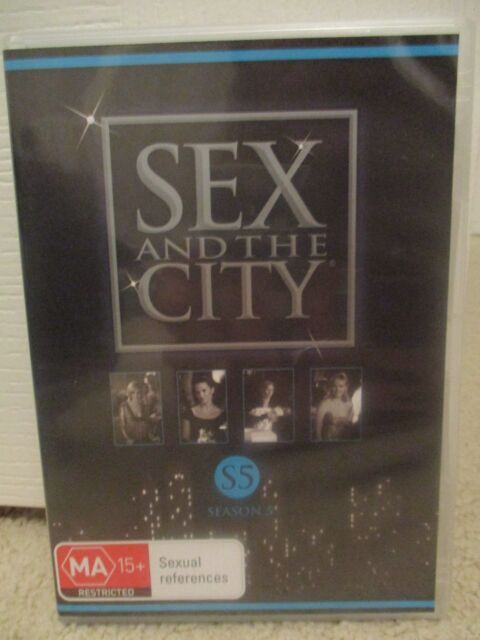 Sex And The City Season 5 DVD