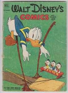 L6865-Walt-de-Disney-Comics-And-Stories-144-G-G-Estado