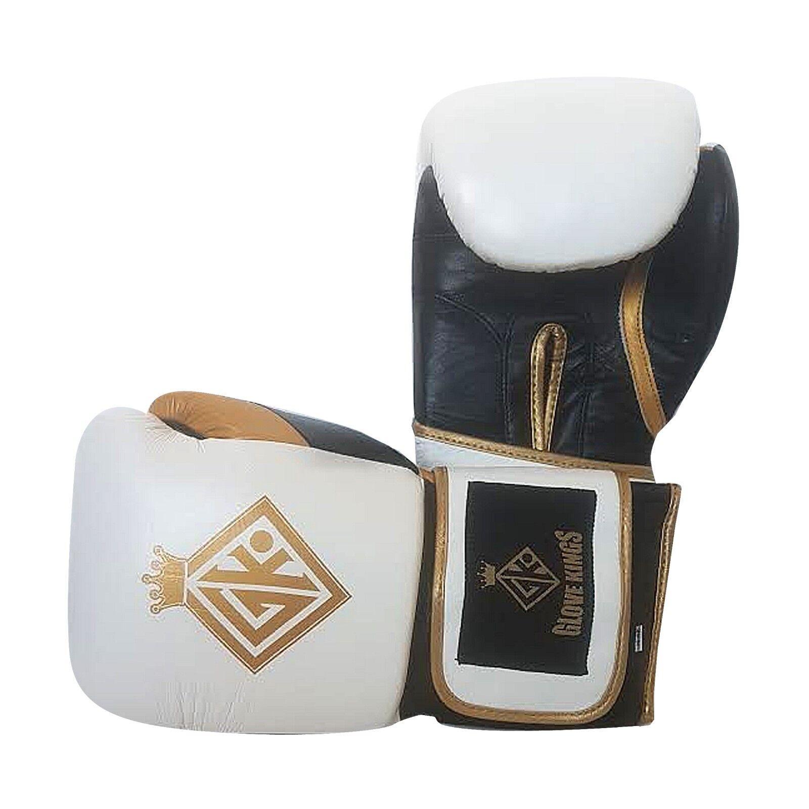 GLOVE KINGS GK BOXING GLOVES BY GOLD UFC INSPIROT BY GLOVES GRANT WINNING CLETO REYES ed3712