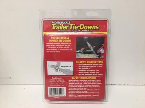 2PB2 Boat//Marine NEW Rod Saver Trailer Tie-Downs