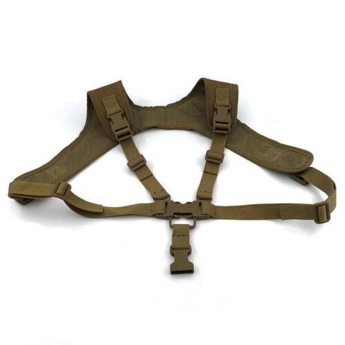 Quick Release Adjustable Tactical Harness Rifle Sling Hanging Shoulder Gun Strap