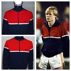 0ed1659b08d Image is loading Manchester-United-Vintage-Adidas-Jacket-Zip-Track-Made-