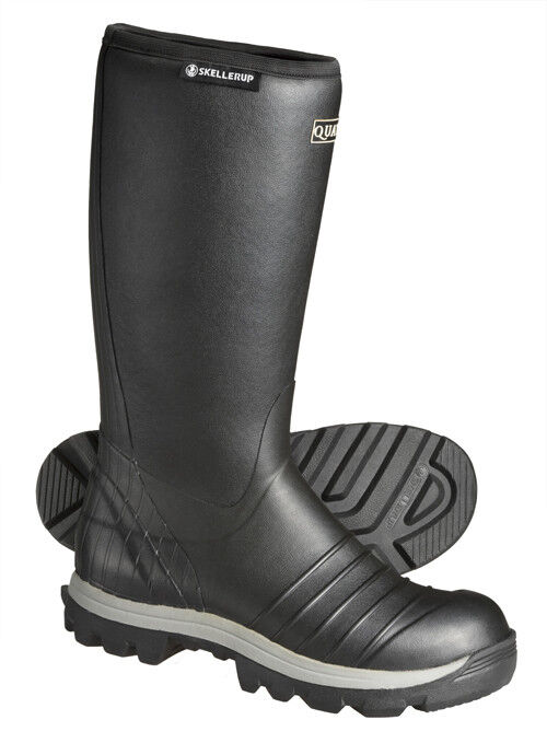 Nuevo Bagman skellerup Quatro Aislado botas a la rodilla 16