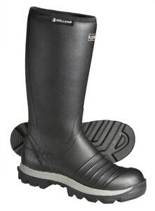 New Bagman Skellerup Quatro Insulated Knee 16 Quot Boots Ebay