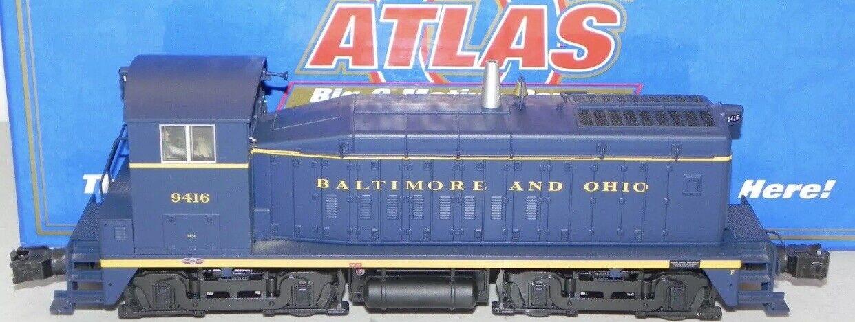 Converdeidores de gas diésel Atlas o tmcc Baltimore y sw900 sw900 sw900 Leonel mth B & o, Ohio 477